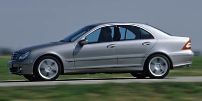 2006 Mercedes-Benz C-Class Prices and Values Sedan 4D C280 AWD