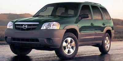 2001 Mazda Tribute Prices and Values Utility 4D LX 4WD
