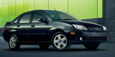 Ford focus zx4 specs