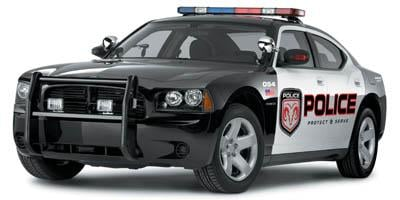 2007 Dodge Charger Prices and Values Sedan 4D Police