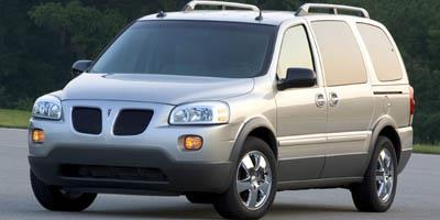 2006 Pontiac Montana SV6 Prices and Values Wagon Extended 4D