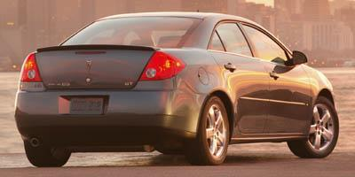 2006 Pontiac G6 Prices and Values Sedan 4D GT