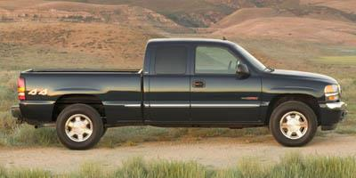 2006 GMC Sierra 1500 Prices and Values Extended Cab SLT 4WD