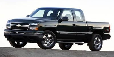 2006 Chevrolet Silverado 1500 Extended Cab Lt 4wd Specs And