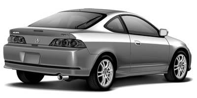 2006 Acura RSX Prices and Values Coupe 3D