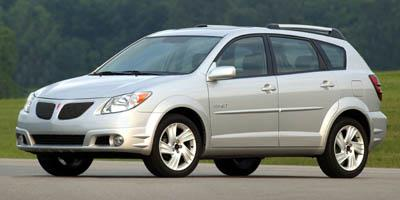 2006 Pontiac Vibe Prices and Values Wagon 4D GT (6 Spd)