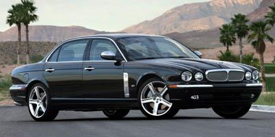 2006 Jaguar XJ Prices and Values Sedan 4D
