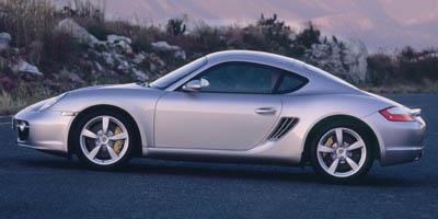 2007 Porsche Cayman Prices and Values Coupe 2D S