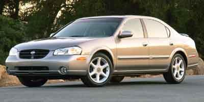 2001 Nissan Maxima Spec U0026 Performance