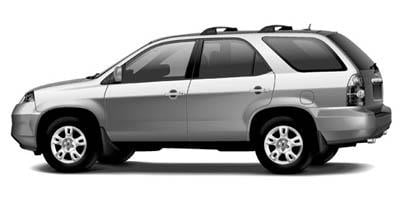 2006 Acura MDX Prices and Values Util 4D Touring DVD Nav 4WD
