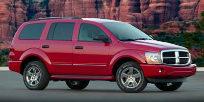 2006 Dodge Durango Prices and Values Utility 4D Adventurer HEMI 2WD