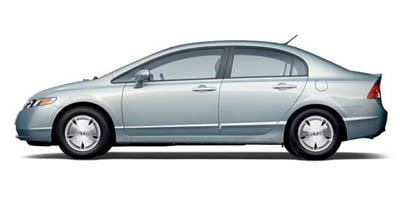 2006 Honda Civic Hybrid Spec Performance