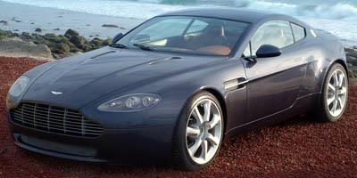 2006 Aston Martin Vantage Prices and Values 2 Door Coupe