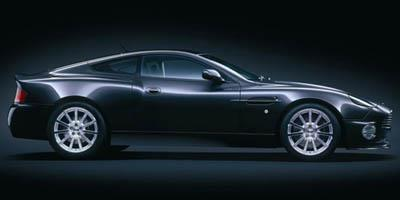 2005 Aston Martin Vanquish S Prices and Values 2 Door Coupe