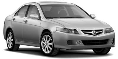 2006 Acura TSX Prices and Values Sedan 4D