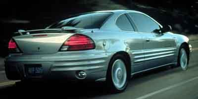 2001 Pontiac Grand Am Prices and Values Coupe 2D