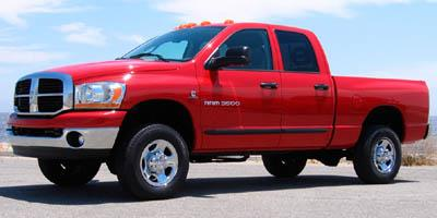 2006 Dodge Ram 3500 Prices and Values Quad Cab ST 4WD