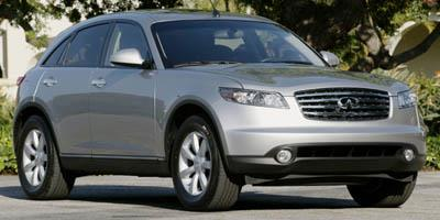 2006 INFINITI FX35 Prices and Values FX35 Touring AWD