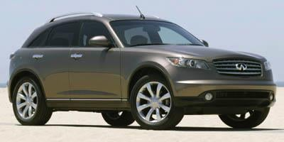 2006 INFINITI FX45 Prices and Values FX45 AWD