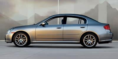 2006 INFINITI G35 Sedan Prices and Values Sedan 4D