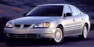 2001 Pontiac Grand Am Prices and Values Sedan 4D