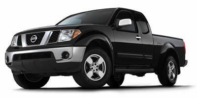 2006 nissan frontier gas tank size