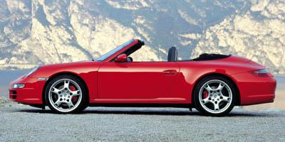 2006 Porsche 911 Prices and Values Cabriolet 2D 4S AWD