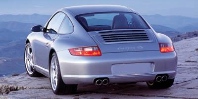 2006 Porsche 911 Prices and Values Coupe 2D 4S AWD