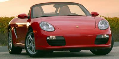 2006 Porsche Boxster Prices and Values Roadster 2D