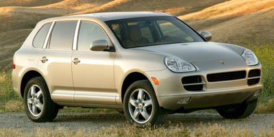 2006 Porsche Cayenne Prices and Values Utility 4D 4WD (V6)