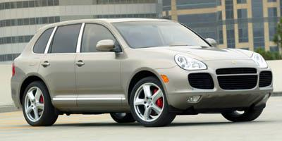 2006 Porsche Cayenne Prices and Values Utility 4D Turbo 4WD (V8)