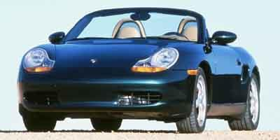 2001 Porsche Boxster Prices and Values Roadster 2D