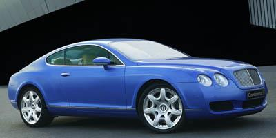 2005 bentley continental gt specs