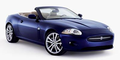 2007 Jaguar XK Prices and Values Convertible 2D