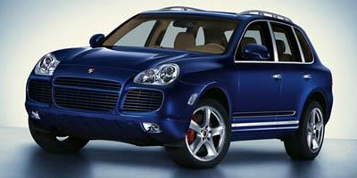 2006 Porsche Cayenne Prices and Values Utility 4D Turbo S 4WD (V8)