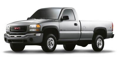 2006 GMC Sierra 2500HD Prices and Values Crew Cab SLE 4WD