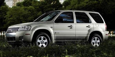 2007 Mercury Mariner Reviews And Ratings Utility 4d Hybrid 4wd
