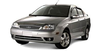 Used 2007 Ford Focus Choose Mileage And Options For The Sedan 4d Zx4 Se Trim Level