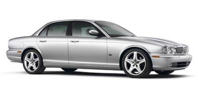 2007 Jaguar XJ Prices and Values Sedan 4D XJR Supercharged