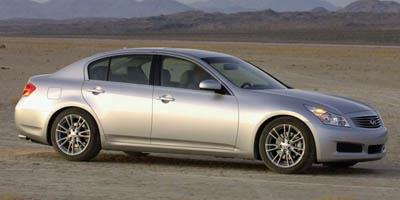 2007 INFINITI G35 Sedan Prices and Values Sedan 4D