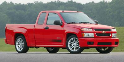 2007 Chevrolet Colorado Extended Cab LT Specs and Performance ...