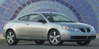 2007 Pontiac G6 Prices and Values Coupe 2D GT
