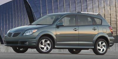 2007 Pontiac Vibe Prices and Values Wagon 4D