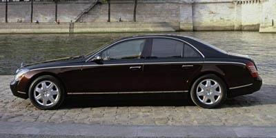 2007 Maybach 57 Prices and Values 4 Door Sedan