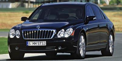 2006 Maybach 57S Prices and Values 4 Door Sedan