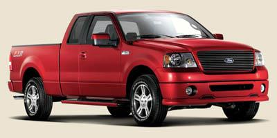 2008 Ford F-150 Supercab Lariat 2WD