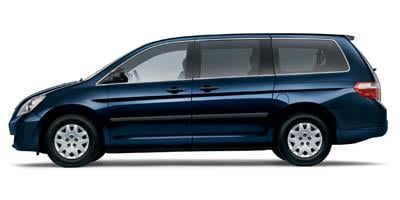 Elegant 2007 Honda Odyssey Reviews And Ratings