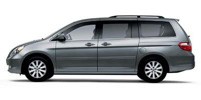 2007 Honda Odyssey Reviews And Ratings