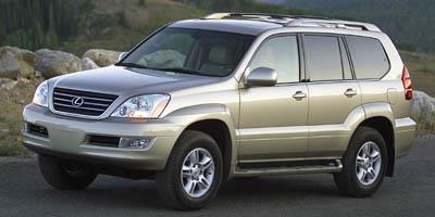2007 Lexus GX 470 Utility 4D 4WD Specs and Performance | Engine, MPG