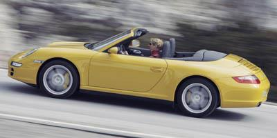 2007 Porsche 911 Prices and Values Cabriolet 2D 4 AWD